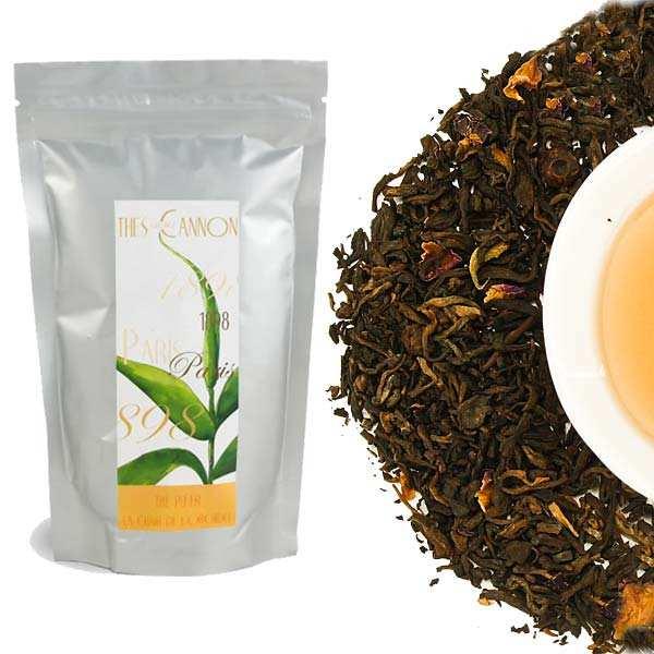 Pu'Er black China tea