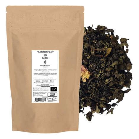 Ets George Cannon - Organic Sidi Kaouki green tea