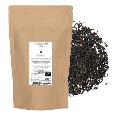Ets George Cannon - Organic Oolong and Baïkal black tea