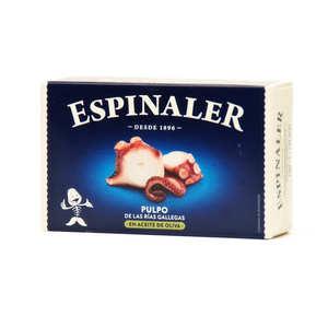 Espinaler - Poulpes à l'huile d'olive