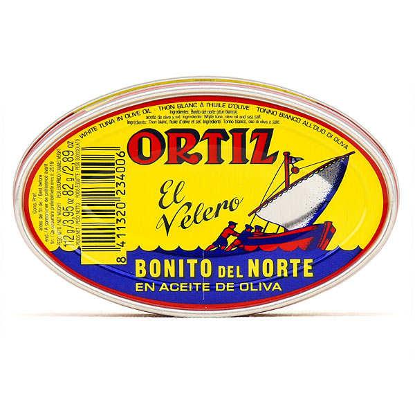 Thon blanc germon de Gascogne à l'huile d'olive
