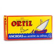 Ortiz - Filets d'anchois à l'huile d'olive