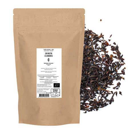 Ets George Cannon - Organic English black tea blend F.B.O.P.