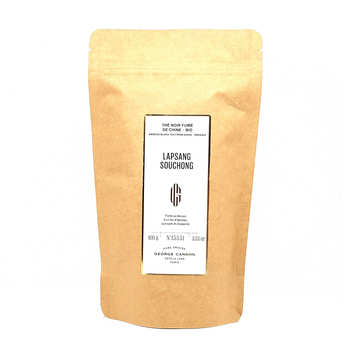 Ets George Cannon - Lapsang Souchong black tea from China