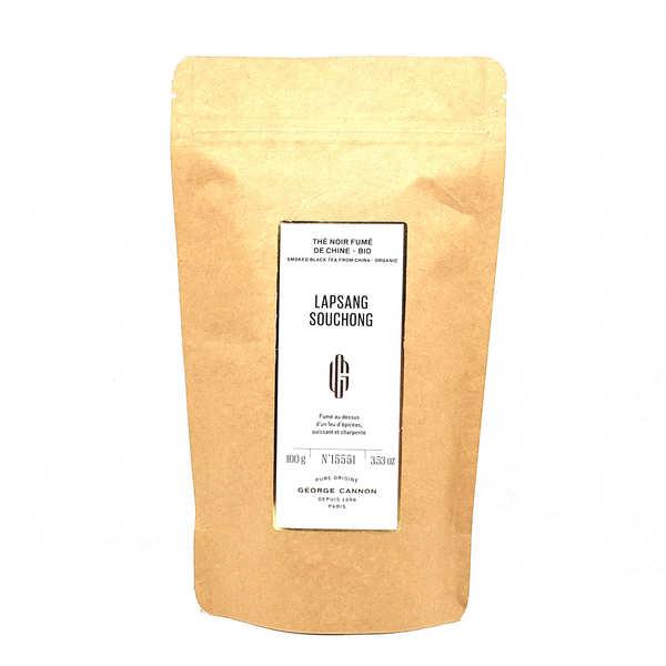 Organic Lapsang Souchong black tea from China - Reload