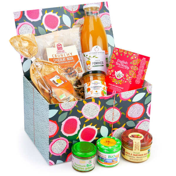 """Wake Tenderness"" Hamper"