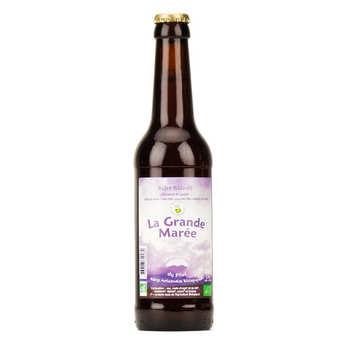 La brasserie du Pilat - Bière bio La Grande Marée - 7%