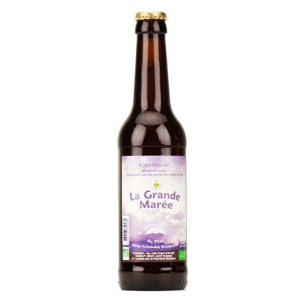 """""""La Grande Marée"""" Blond Beer - 7%"""