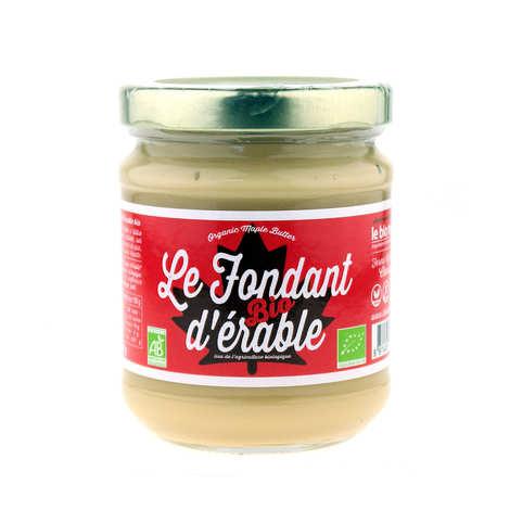 Ferme Vifranc Inc. - Fondant d'érable bio du Canada (appelé beurre d'érable au Québec)