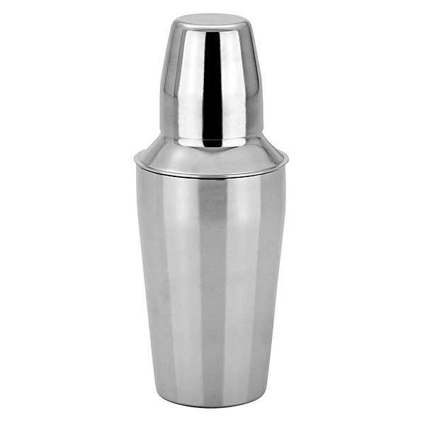 Shaker à cocktail en Inox
