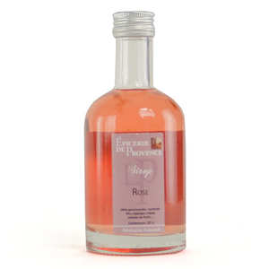 Epicerie de Provence - Rose Syrup bottle