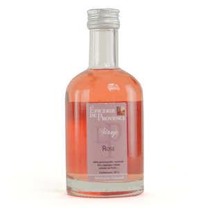 Epicerie de Provence - Rose Syrup bottle