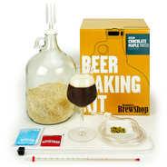 Brooklyn Brew Shop - Beer making kits Chocolate Maple Porter
