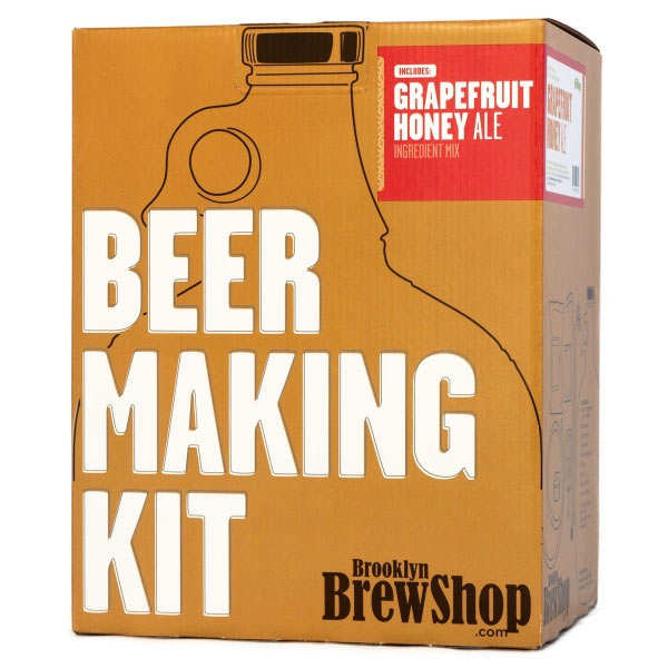 "Beer making kits  ""Grapefruit Honey Ale""  - 5.5%"