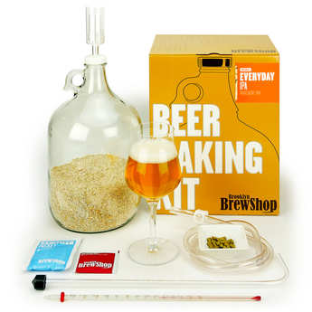 "Brooklyn Brew Shop - Beer making kits ""Everyday IPA"" - 6.8%"