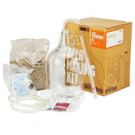Brooklyn Brew Shop - Kit de fabrication bière blonde Everyday IPA (India Pale Ale) 6.8%