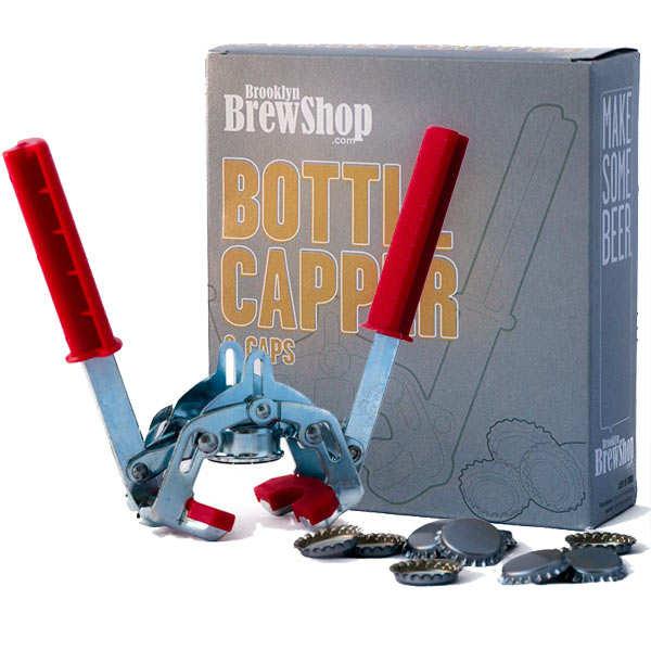 Bottle Capper & Caps