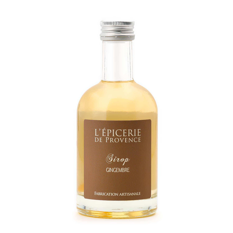 Ginger syrup - 25cl