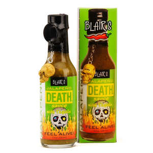 "Blair's - Sauce Blair's ""Jalapeno Death"""