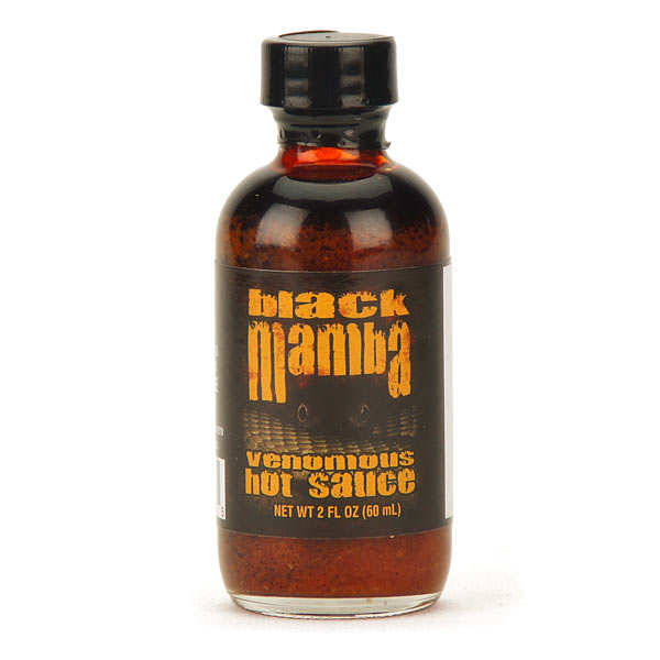 Sauce extrême Black Mamba
