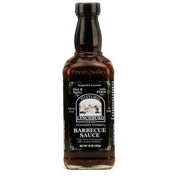 Lynchburg - Sauce barbecue épicée Lynchburg au Jack Daniel's