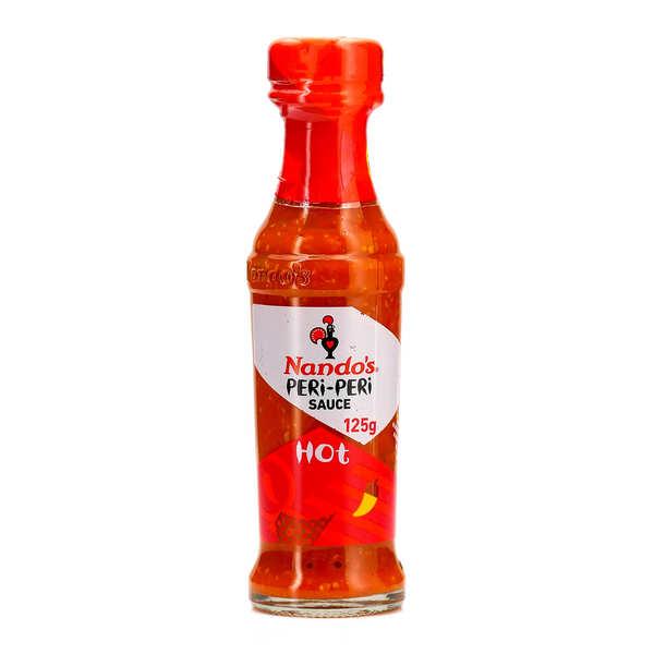 Sauce épicée Nando's Piri Piri Hot