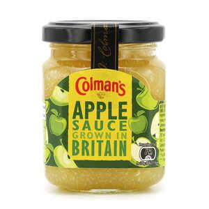 Colman's - Bramley apple sauce - Sauce à la pomme anglaise