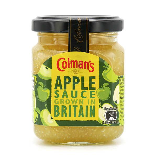 Bramley apple sauce - Sauce à la pomme anglaise