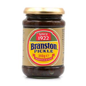 Branston - Branston Pickle Orignal - chutney anglais