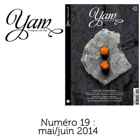Yannick Alléno Magazine - YAM n°19