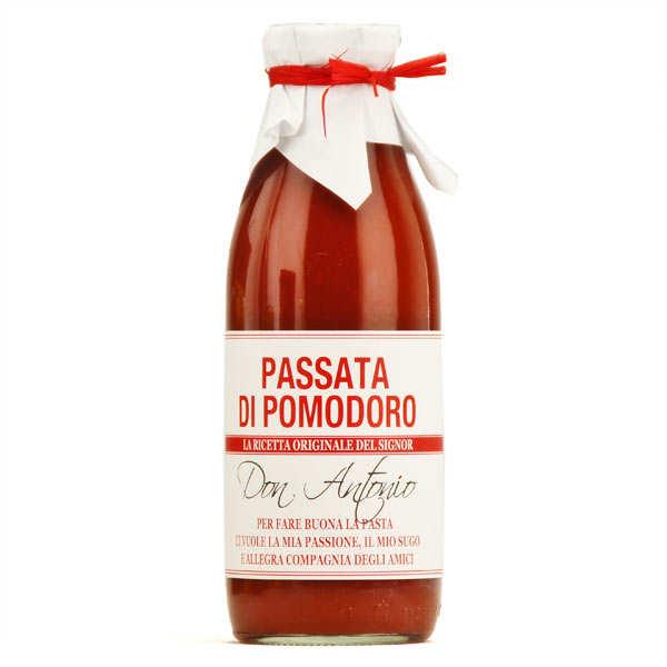 Passata di Pomodoro - coulis de tomate