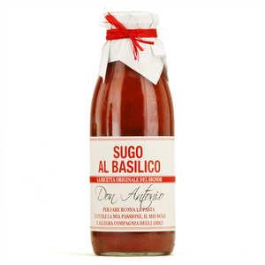 Don Antonio - Sugo di Pomodoro - Sauce au basilic