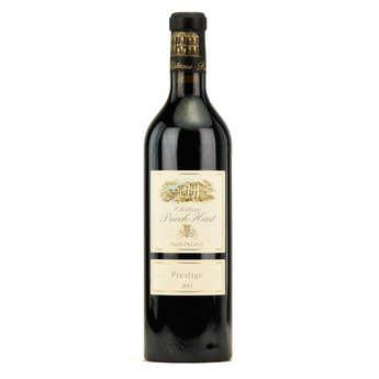 Château Puech - Haut - Prestige Puech Haut red wine 2012 - AOP Languedoc - 14.5%
