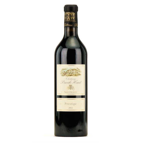 Rouge prestige puech haut - languedoc - 14.5% - 2015 - bouteille 75cl