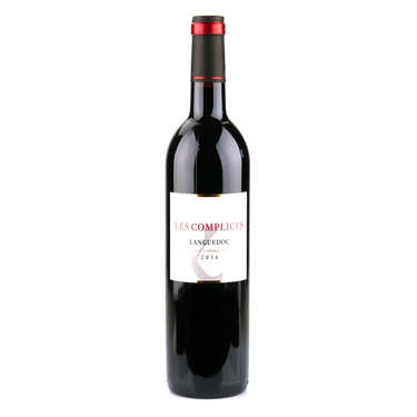 Les complices rouge red wine - AOP Languedoc