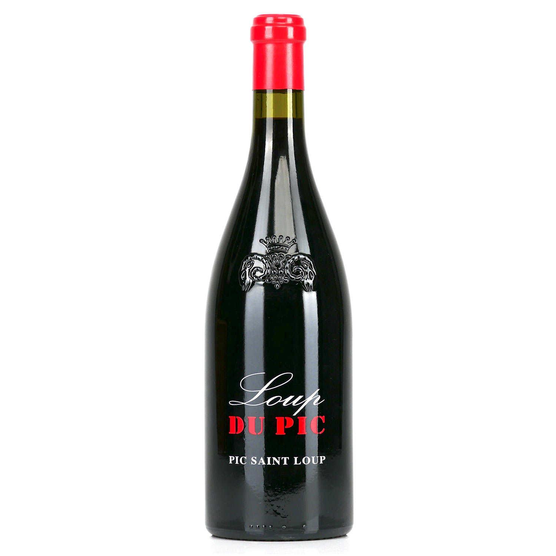 Le loup du Pic red wine - AOP Pic Saint loup - 13.5%