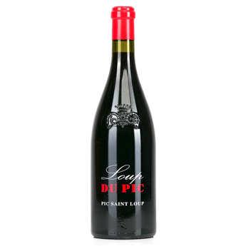 Château Puech - Haut - Le loup du Pic rouge - AOP Pic Saint loup - 13.5%