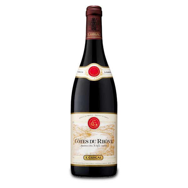 Côtes du Rhône red wine