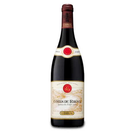 Guigal - Côtes du Rhône vin rouge