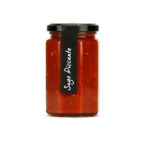 Don Antonio - Napolitain Spicy sauce