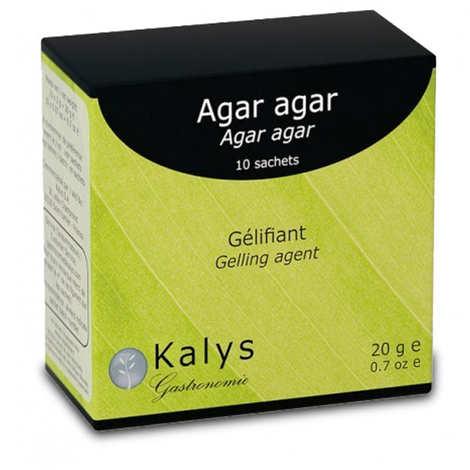 Kalys Gastronomie - Agar agar en poudre
