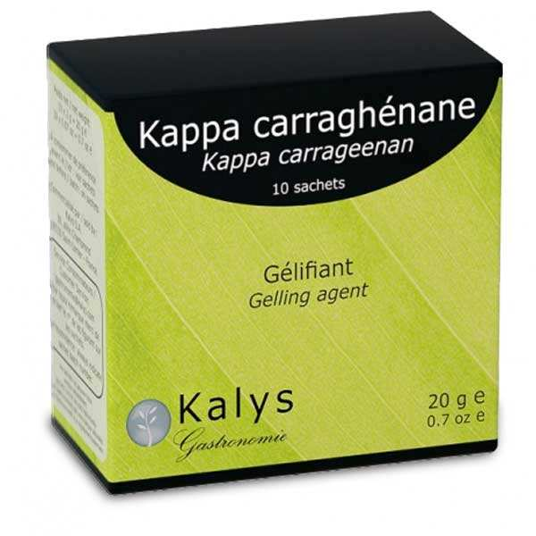 Kappa Carrageenan -  Vegetable Setting Agent