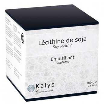 Kalys Gastronomie - Lécithine de soja en poudre