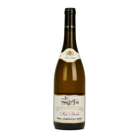 Paul Jaboulet Aîné - Crozes Hermitage White wine Domaine Mule Blanche Organic