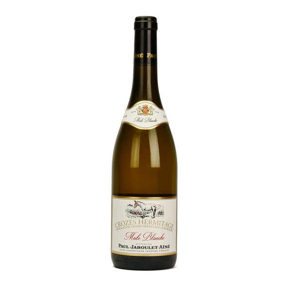 Crozes Hermitage White wine Domaine Mule Blanche
