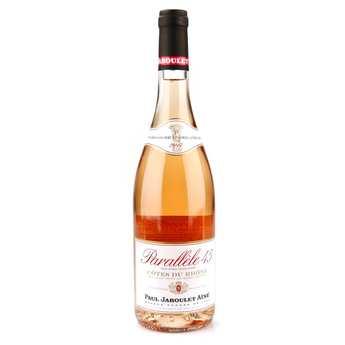 Paul Jaboulet Aîné - Côtes du Rhône rosé wine Parallèle 45