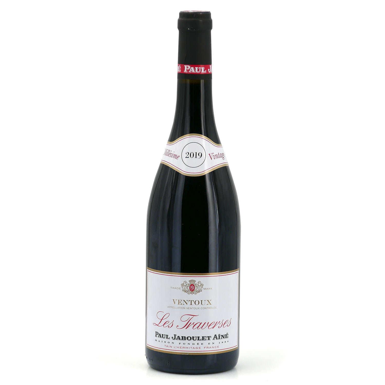 Côtes du Ventoux red wine Les Traverses