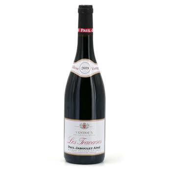 Paul Jaboulet Aîné - Côtes du Ventoux red wine Les Traverses