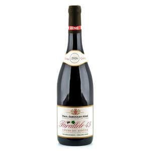 Paul Jaboulet Aîné - Côtes du Rhône rouge Parallèle 45