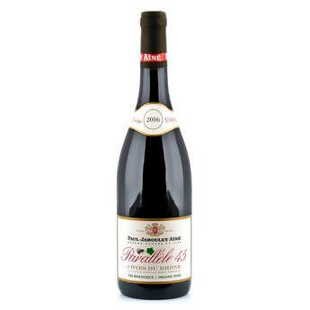 Paul Jaboulet Aîné - Côtes du Rhône red wine Parallèle 45